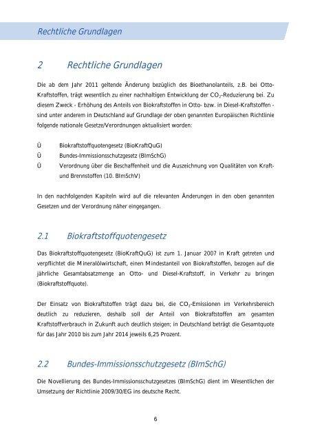 Biokraftstoffe / Fakten zur Beimischung von Bioethanol in Otto ...