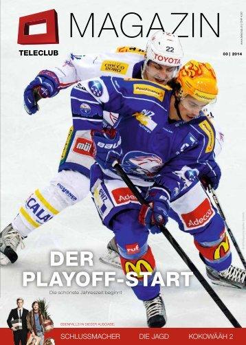 Teleclub Magazin