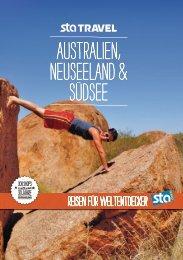Australien Neuseeland Südsee 2014