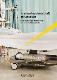Krankenhauslandschaft im Umbruch 2010 - Ernst & Young