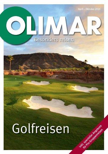 Olimar Golfreisen 2014