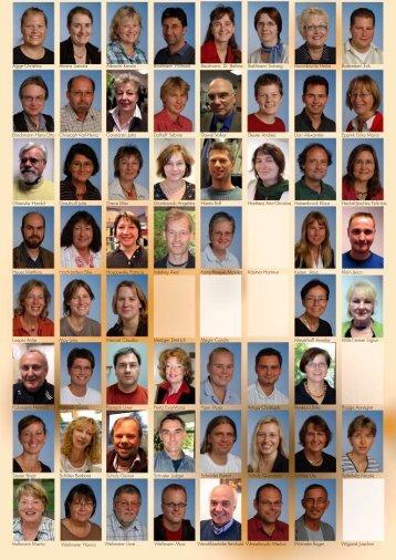 Lehrertableau 2006/2007 - KGS Schneverdingen