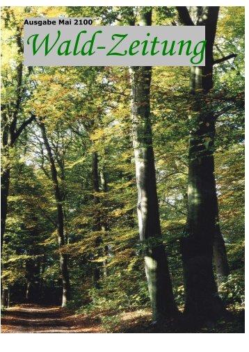 Wald-Zeitung - Ausgabe Mai 2100 - KGS Schneverdingen