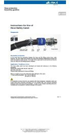 accessoris technical information - Dietzel Hydraulik