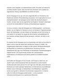 Pressemitteilung zum Start der Kampagne - Page 2