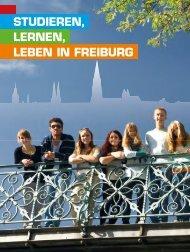 stuDieren, lernen, leben in freiburg - FWTM
