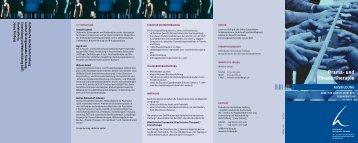 (PDF) drama- und theatertherapie - Katholische Hochschule Freiburg