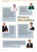 Duale Ausbildung MAGAZIN KH - Kreishandwerkerschaft Paderborn - Seite 7