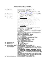 Entsorgungsbetrieb der Stadt Siegen - ESi