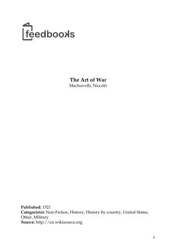 The Art of War - Khamkoo