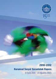 PDF Rapor - Kadir Has Üniversitesi