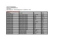 KHÜ Üstün Şeref- Şeref listeleri 2010-GÜZ YY - Kadir Has Üniversitesi
