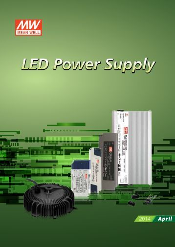 Meanwell - LED Power Supply