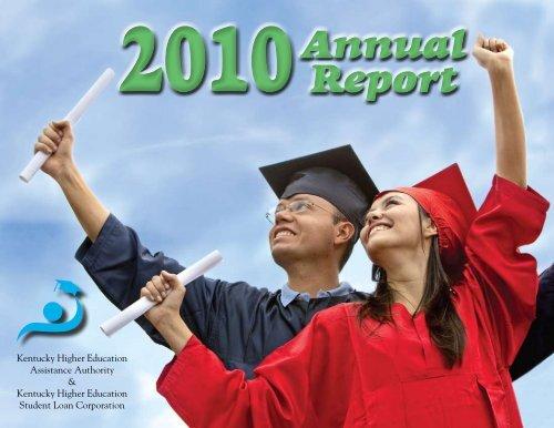 2010 Annual Report - KHEAA