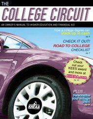 The College Circuit - KHEAA