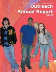 Outreach Annual Report - KHEAA