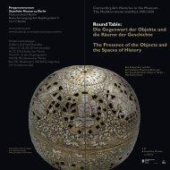 Roundtable Einladung.Kugel.indd - Kunsthistorisches Institut in ...