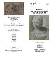 Programma (pdf) - Kunsthistorisches Institut in Florenz