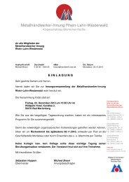 20101022 Einladung - Internet - Kreishandwerkerschaft Rhein ...