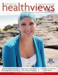 Download the November/December Issue - Jersey Shore Medical ...