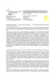 Allgemeine Informationen zum Studiengang - KHSB