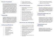 Klinische Sozialarbeit.. Studienziele ... - KHSB