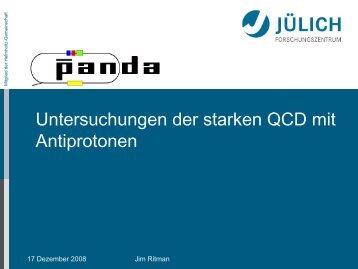 pdf, 4.45 MB - Komitee für Hadronen- und Kernphysik