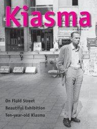 On Fluid Street Beautiful Exhibition Ten-year-old Kiasma