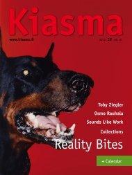 Kiasma Magazine 52 PDF-version