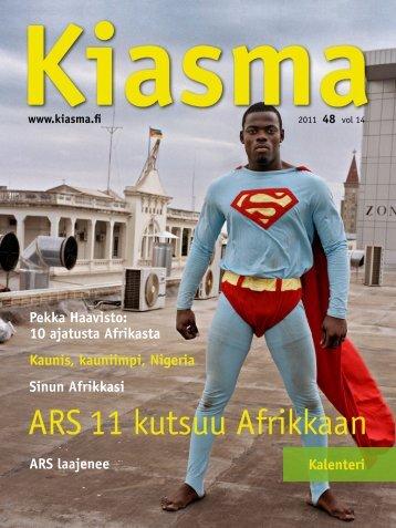 Lataa Kiasma-lehti 48 PDF-versiona