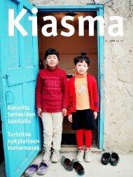 Lataa Kiasma-lehti 35 PDF-versiona