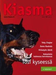 Lataa Kiasma-lehti 52 PDF-versiona