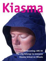 Kiasma Magazine 28-29 PDF-version