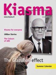Kiasma Magazine 46 PDF-version