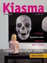 Lataa Kiasma-lehti 47 PDF-versiona
