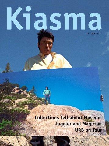 Kiasma Magazine 32 PDF-version