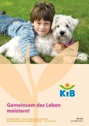 Gemeinsam das Leben meistern! - KiB Children Care