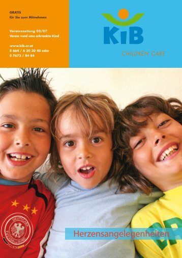 2/07 - KiB Children Care