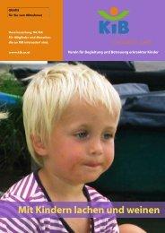 Mit Kindern lachen und weinen - KiB Children Care