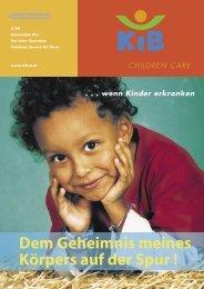 Dem Geheimnis meines Körpers auf der Spur ! - KiB Children Care