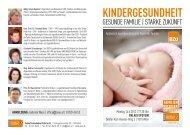 Einl Kindergesundheit - KiB Children Care