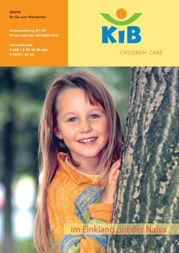 1/07 - KiB Children Care