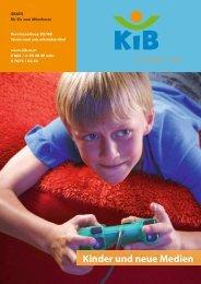 Kinder und neue Medien - KiB Children Care
