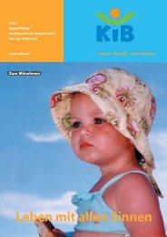 Zum Mitnehmen - KiB Children Care