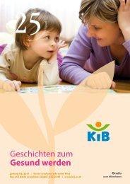Geschichten zum Gesund werden - KiB Children Care
