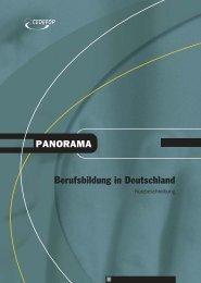Berufsbildung in Deutschland. Kurzbeschreibung - BiBB