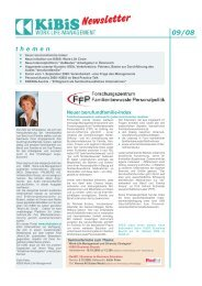 Newsletter 2008-10 (PDF 4723 KB) - KiBiS Work-Life Management ...