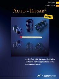 Auto Tessar Folder - Docter® Optics