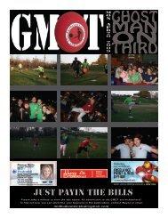 spring 2009 gmot week 1 - World Adult Kickball Association