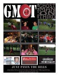 spring 2009 gmot week 4 - World Adult Kickball Association